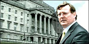 David Trimble: I will return if IRA disarms