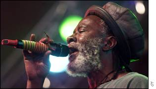 Burning Spear, AKA Winston Rodney