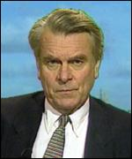 Former EU negotiator Lord Owen