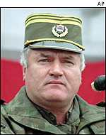 Ratklo Mladic in December 1995