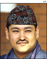 Crown Prince of Nepal