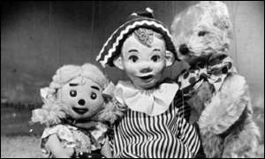 Looby Loo,  Andy Pandy and Teddy