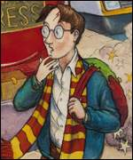 Harry Potter, by Thomas Taylor