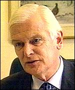 GMC president Sir Donald Irvine, who is to step down later this year