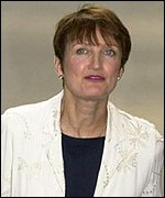 New culture minister Tessa Jowell