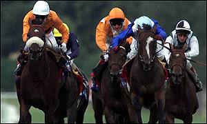 Compton Admiral wins the 1999 Eclipse