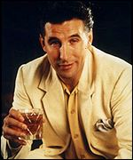 Actor William Baldwin in Relative Values