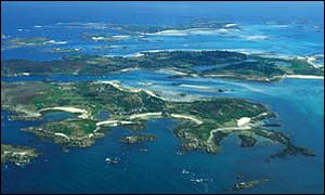 Bryher and Tresco