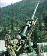 India's military action in Kargil is the most serious in 20 years
