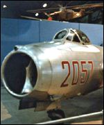 MiG-15 fighter - Picture: Federation of American Scientists