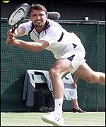 Ivanisevic is the first wild-card Wimbledon winner