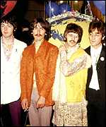 The Fab Four in 1967