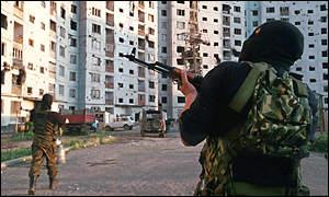 ...Террор против гражданского населения в Чечне picture.