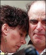 Chandra Levy's parents