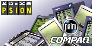 Rival handheld computers to Psion