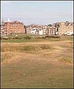 The 17th at St Andrews