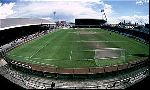 Swansea City's Vetch field