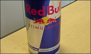 The Swedish National Food Administration has issued a public warning about the energy drink