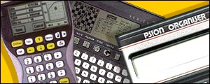 Photos of BioEddie's Psion collection