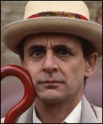 Sylvester McCoy returns as the Doctor