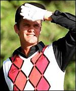 Jesper Parnevik won the Scottish Open in 1993