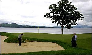 Loch Lomond hosted its first event in 1996