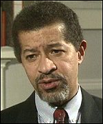 Lord Ouseley, author of the Bradford report