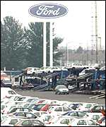 Ford's Dagenham factory