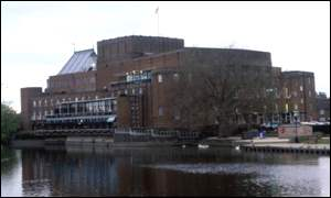 The RSC, Stratford-upon-Avon