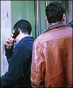 Mobile phones thefts