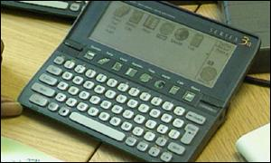 Psion computer