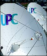 UPC dishes