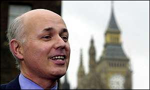 Iain Duncan Smith puts his success down to