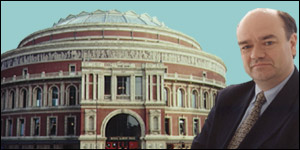 BBC Proms director Nicholas Kenyon