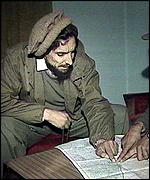 [ image: Commander Massoud: Veteran miltary leader]