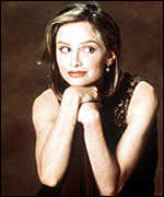 [ image: The American version? Ally McBeal, played by Calista Flockhart]