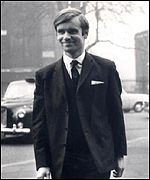 Jeffrey Archer in 1969