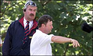 One club too many cost Woosnam two strokes