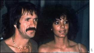 Sonny Bono  and Suzi Cohelo