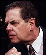 Keith Jochim plays President Nixon, picture by Tim Sawers