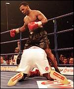 Mike Tyson beat Julius Francis in 2000