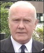Northern Ireland Secretary Dr John Reid