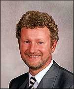 The former Conservative MP, Jerry Hayes