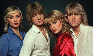 The original Bucks Fizz