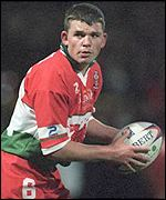 Wales scrum-half Lee Briers