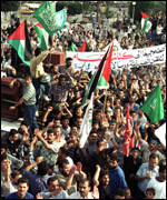 Seguidores de Hamas