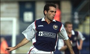 Javier Artero was a regular last year with Dundee
