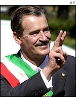 Vicente Fox, President of Mexico