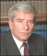 Lord Saville Inquiry chairman