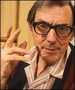 British comedian Eric Sykes